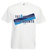 T-shirt Maglietta J1118 Totalmente Dipendente Serie A Pescara Ultras Promozione