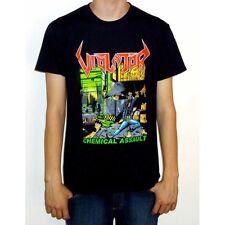 "Violator ""Chemical Assault"" T-shirt - NEW OFFICIAL annihilation process"