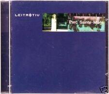 "LEITMOTIV "" Parc Sainte-Marie "" (CD) 2002"
