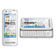 Nokia C6-00 - Bianco (Sbloccato) Smartphone Mobile Webcam Wifi 3G TouchScreen Grado B