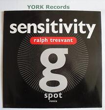 "RALPH TRESVANT - Sensitivity - Excellent Condition 12"" Single MCA MCAX 1462"