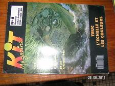 Kit Magazine n°6 F4U-4 Corsair B 58 Hustler T34/85