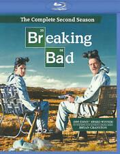 BREAKING BAD: THE COMPLETE SECOND SEASON NEW REGION B BLU-RAY