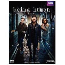 BEING HUMAN ~ SEASON TWO ~ 3 DVD SET BBC