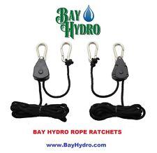Bay Hydro Rope Ratchets Light Hangers YOYO's HIGH Quality Variation ## U SAVE $$