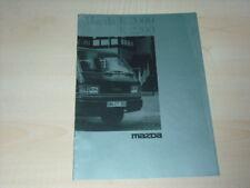 33929) Mazda E 2000 2200 Prospekt 1985