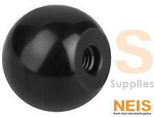 Kipp Ball Knob Duroplastic Internal Thread M4, M5 M6 M8 M10, High Quality Fixing