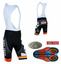 WL553 Ropa Ciclismo Culotte corto con tirantes Gel Culote corto de Ciclistas