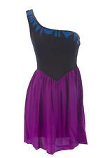 VENA CAVA Women's Botanical One Shoulder Cocktail Dress 20234 $276 NEW