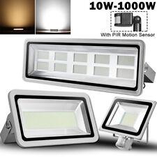 LED Flood Light PIR Motion Sensor 500W 300W 200W 150W 100W 50W 30W 20W 10W Lamp