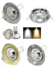 1 - 20 Spot encastré Lisa 230V incl. COB 5 watt = 50 Watt Puissance LED GU10