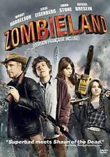 Zombieland (DVD, 2010) VERY GOOD