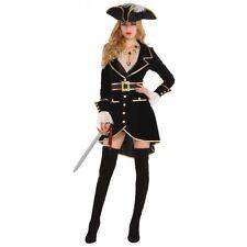Treasure Vixen Costume Halloween Fancy Dress
