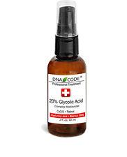 20% Glycolic Acid Cell Renewal Moisturizer w/ CoQ10, Retinol, Argireline, M3000