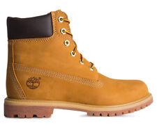 """Timberland Women's 6"""" Premium Boots - Wheat"""