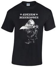 SATANIC WARMASTER Werewolf T-shirt finnish black metal nargaroth goatmoon orlok