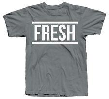 """Fresh"" 11 T SHIRT RETRO IN JORDANS COOL ""GREY SUEDE"" XI PREMIUM COLORWAY"