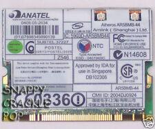 IBM THINKPAD T40 T41 T42 G41 X32 Atheros Wireless Card