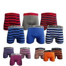 Men Designer Urban Boyz Cotton Comfortable Boxer Shorts Size-S,M,L,XL