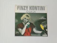 """Finzy Kontini-o la la - 7"""""""