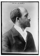 Photo of Dr. W.E.B. Dubois