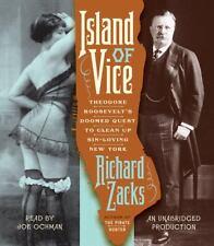 Island of Vice 12 CD Audiobook by Richard Zacks-Theodore Roosevelt