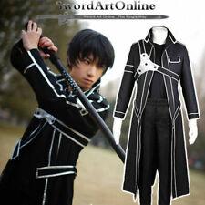 Sword Art Online Asuna Yuuki/&kirigaya kazuto Uniform Clothing Cosplay Costume