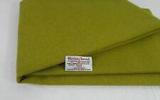 Harris Tweed Fabric & labels 100% wool Craft Material - various Sizes code.f49