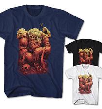★Herren T-Shirt König Ape Devil Monkey Comic Game Film Neu S-5XL AK28815★