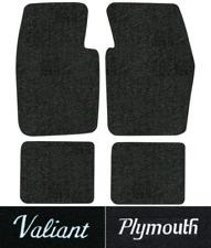 1974-1976 Plymouth Valiant Floor Mats - 4pc - Cutpile