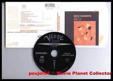 STAN GETZ - JOAO GILBERTO (CD Digipack) A.C.Jobim 1997