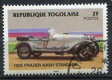 TIMBRE  VOITURE FRAZER NASH STANDARD 1925