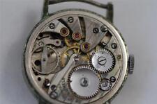 Vendita-RARA stima svizzero Movimento Orologio,15 JEWELS, i pezzi di ricambio riparazione di orologi M37