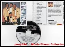 "THE DRIFTERS ""Under The Boardwalk"" (CD) 1995"