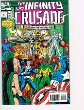 THE INFINITY CRUSADE, CRUSH THE INFIDELS, VOL. #1, # 2, JULY, 1993