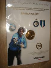 MEDAGLIA N° 28 INTER CAMPIONE D'ITALIA 2006 2007 CARINI