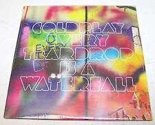COLDPLAY - EVERY TEARDROP IS A WATERFALL - CDS 2 TRACKS DIGIPACK -SIGILLATO MINT