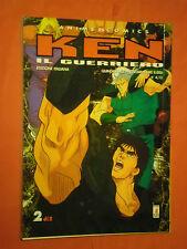KEN IL GUERRIERO miniserie completa N°1 & 2 -anime comics-  MANGA STAR COMICS