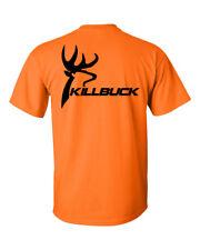 Killbuck buck deer hunting short sleeve bowhunting t shirt compound bow hunter