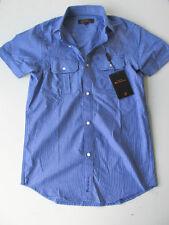Ben Sherman Herren Shirt Hemd Camicia Carve Neu XS