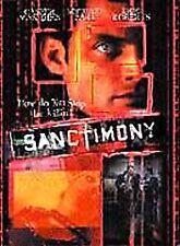 Sanctimony DVD Michael Paré, Casper Van Dien - NEW