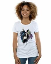 Disney Mujer Villains Sketch Camiseta