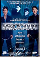 HEROIC DUO Leon Lai Ekin Cheng DVD R4 New