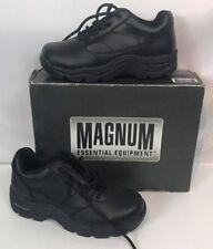 NWB Magnum Mens Viper Low Duty Shoe Slip Resistant Black Shoes Size 5