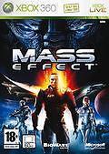 Mass Effect (Microsoft Xbox 360, 2007)