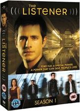 The Listener - Series 1 - Complete (DVD, 2010, 4-Disc Set)