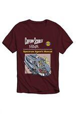 Captain Scarlet Spectrum Agent's Haynes Manual OFFICIAL T Shirt