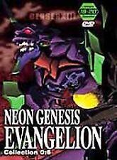 Neon Genesis Evangelion, Collection 0:6 (Episodes 18-20), Good DVD, Megumi Ogata