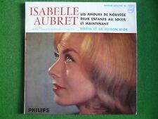 ISABELLE AUBRET Tintin et la toison d'or432730 BO FILM