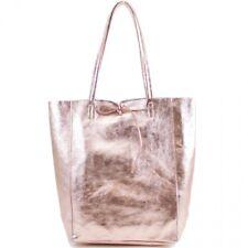 Beautiful Ladies Italian Soft VP8102 Leather Shopper Bags Women Soft Shouder Bag